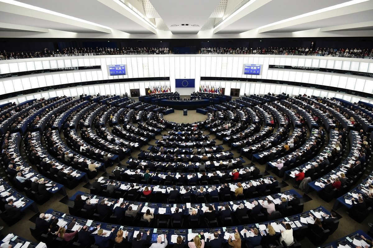 歐洲理事會在習近平抵達歐洲的同一天,討論執委會在報告中建議的對華強硬政策,以及相關的10項行動計劃。圖為資料照。 (AFP)