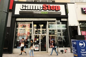 新世界權力遊戲:GameStop狂飆上演第一幕