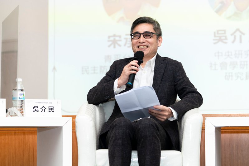 專家:中共想打破台海現狀 目標併吞台灣