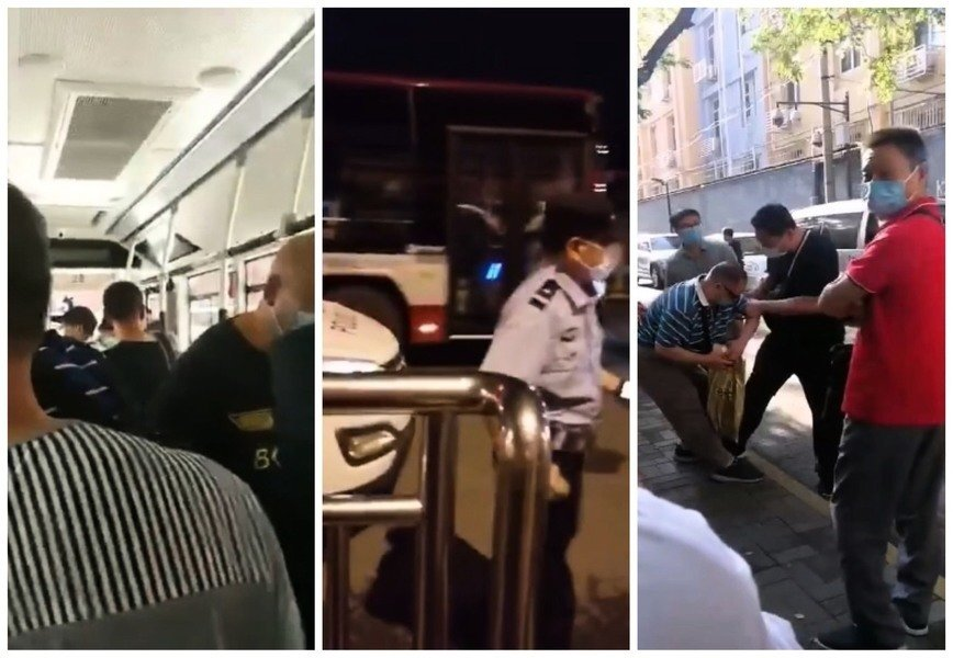 北京警察充當截訪員 110訪民被送久敬莊