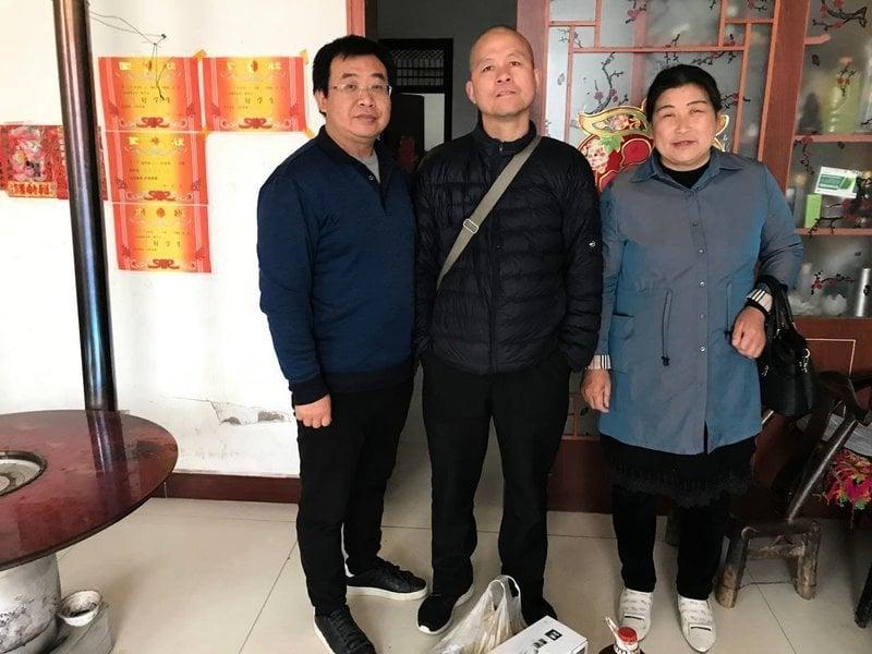 父親被抓 海外兒子籲河南當局釋放:維權無罪