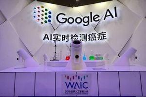谷歌遭遇大規模反壟斷調查 涉及多個領域