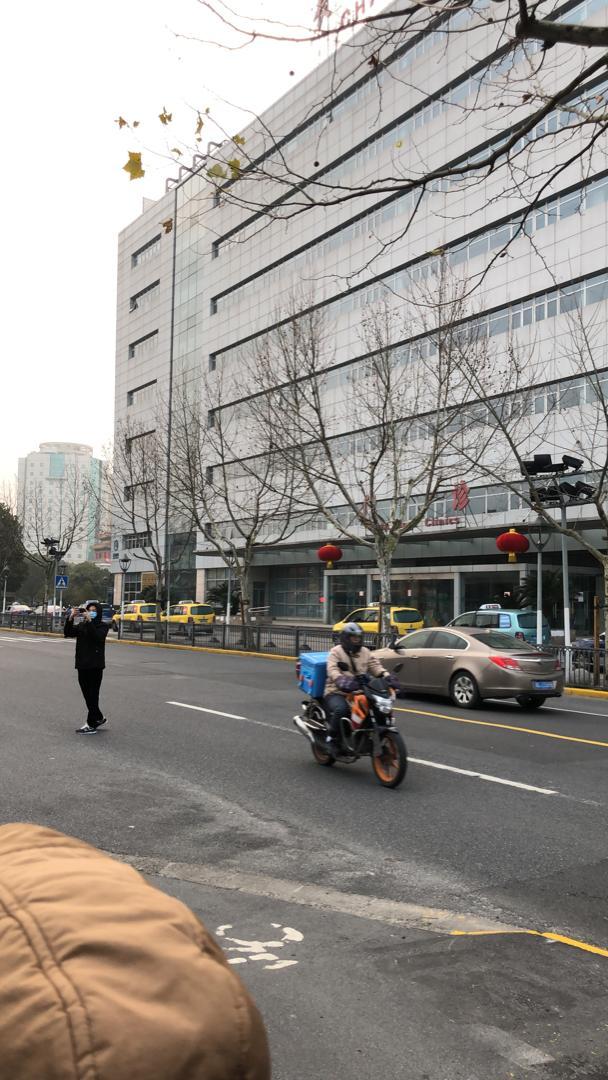 上海虹橋、浦東國際機場都有確診病例