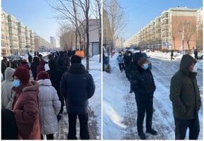 黑龍江再增10中風險區 河北固安人車暫緩進京
