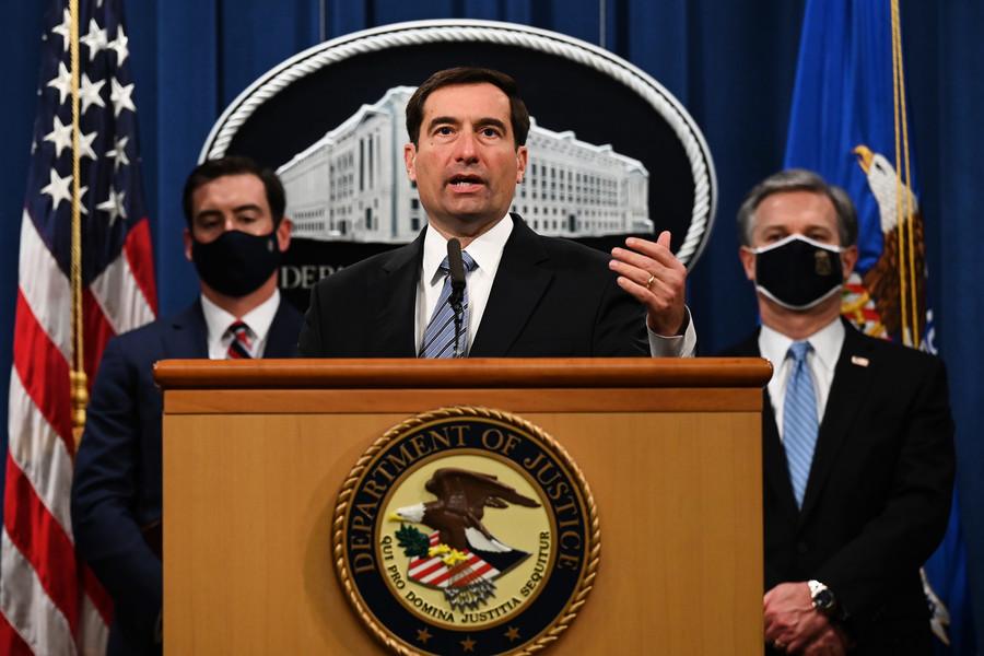 【重播】美司法部起訴兩ISIS恐怖份子