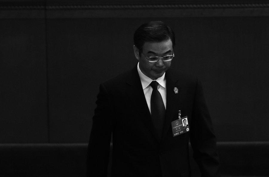 中紀委副書記列席會議 高院或現反腐風暴
