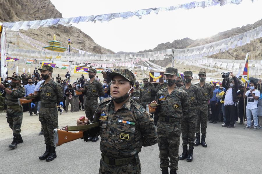 印度邊境秘密部隊多由藏人組成 原因為何?
