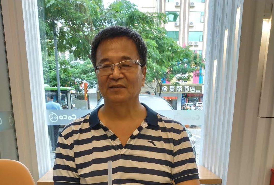 大陸法輪功學員趙鋒慧於2021年4月7日在中國海南省瓊海市被非法綁架。(趙帥提供)