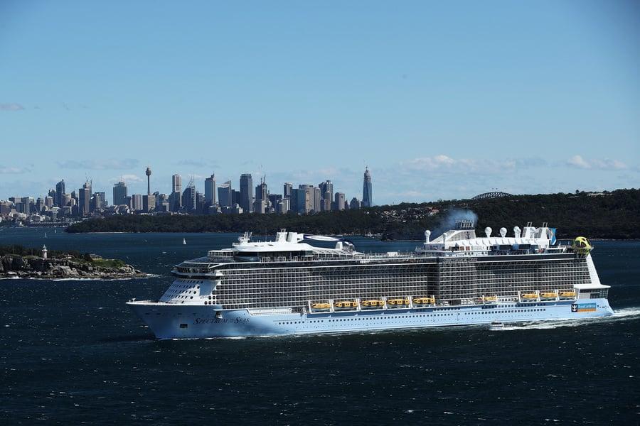 2023年悉尼出發環球遊郵輪 一天內售罄
