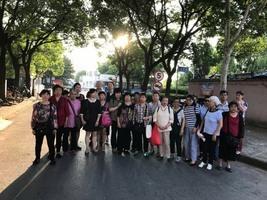 上海訪民向中共督導組遞舉報信集體被抓