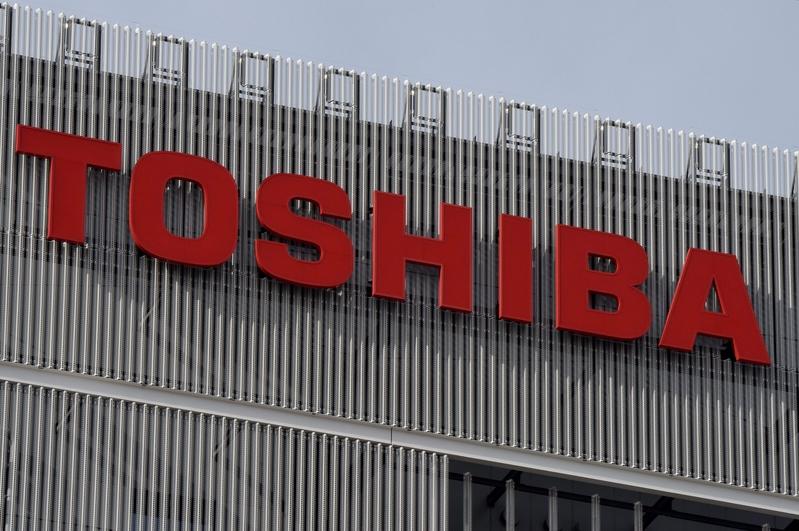 日本東芝公司在5月23日透露,已全面暫停向華為出貨,以便檢查供應給華為的技術產品中是否包含美國產零部件。(Getty Images)