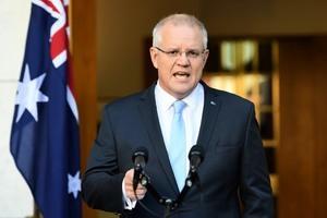 澳總理欲推動七國集團 合力遏制中共脅迫