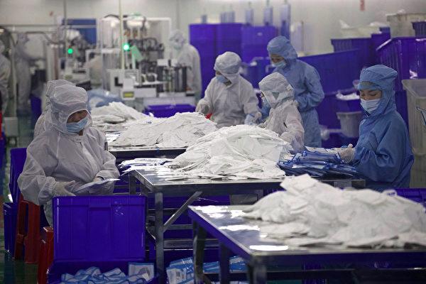 加國急需口罩 中共漫天要價 輸送偽劣產品