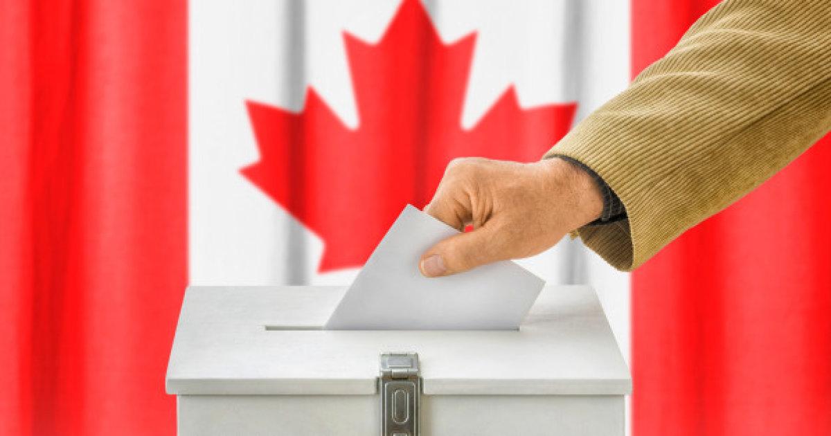 2019年10月,加拿大將舉行聯邦大選。(Getty Images)
