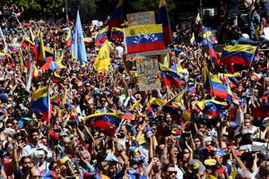 委內瑞拉政權決戰在即 中共驚懼急求自保