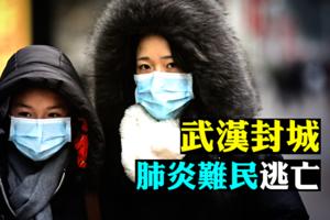 【拍案驚奇】武漢封城事已遲 市民恐慌外逃