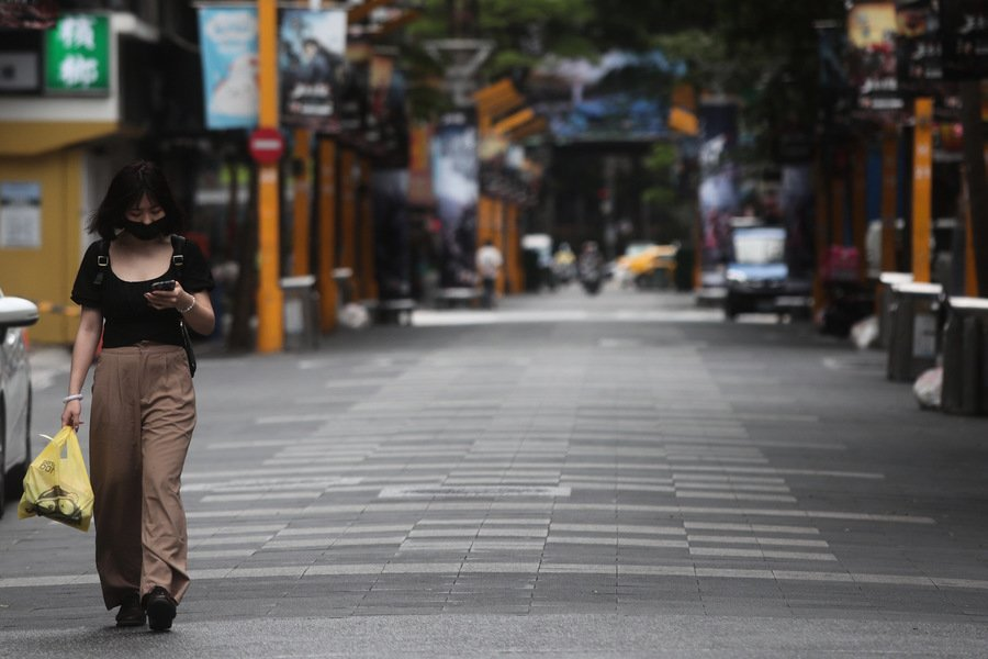 【台灣信心指數】5月份疫情升溫 導致6大信心指標全跌