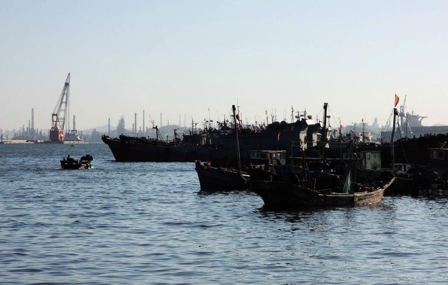中共海警和武裝漁船挑釁 美:比照軍艦應對