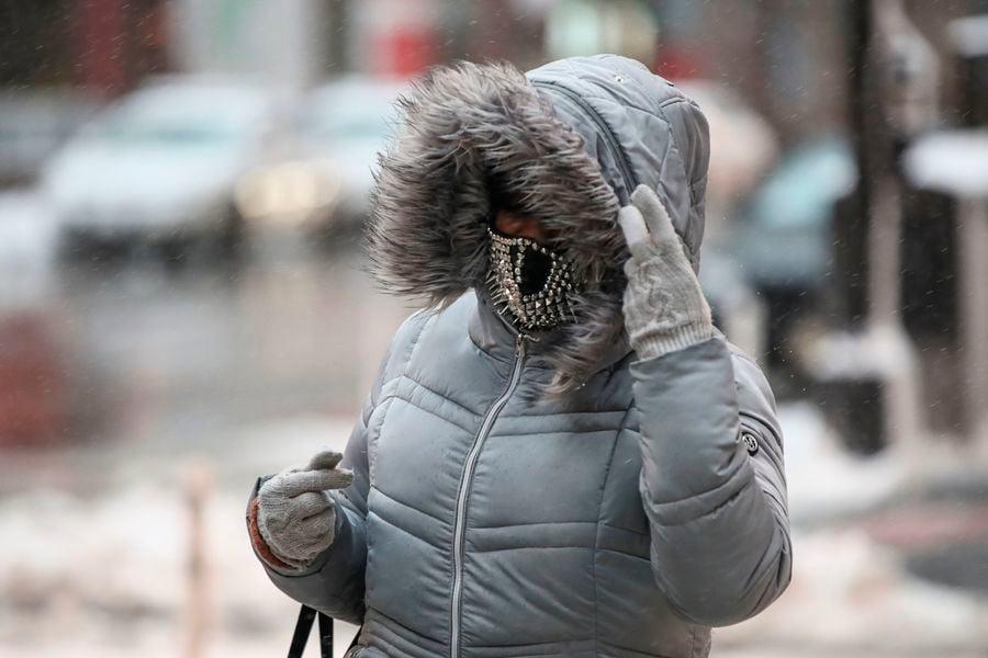 東北風暴將襲美東 紐約州降雪或達6至10英吋