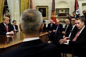 特朗普怎麼看中美談判進程 白宮記錄給答案