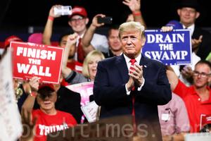 復興美國 特朗普兩年任期政績斐然(一)經濟篇