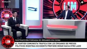 西班牙電視台專題報道中共活摘器官罪行
