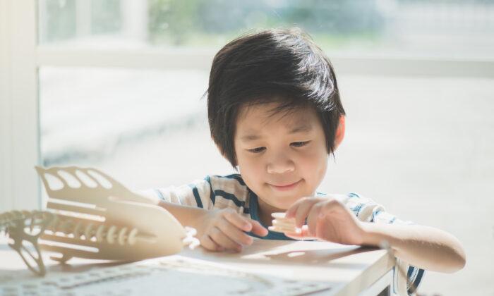 讓孩子自由玩耍是最好的幼兒教育
