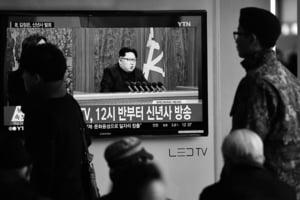 美韓六架軍機偵察北韓 傳平壤建大型閱兵台