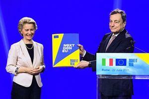歐盟將為意大利提供1915億歐元復甦金