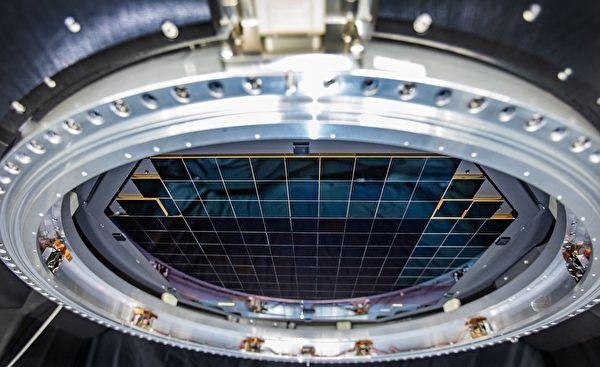 世界最大數碼相機拍出32億像素照片