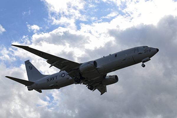 圖為2020年10月5日,一架P-8A波塞冬海上巡邏機準備降落在日本三澤基地。(Mass Communication Specialist 2nd Class Jan David De Luna Mercado/美國海軍)