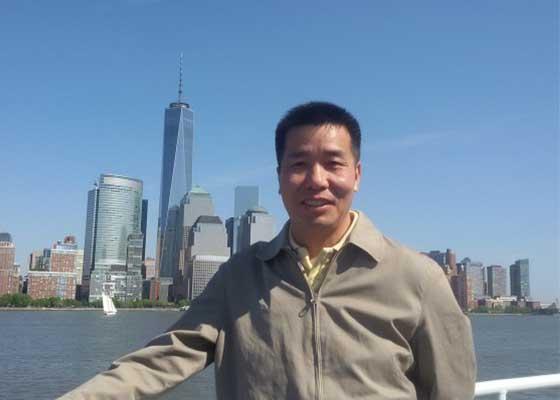 上海高級工程師徐永清被冤判兩年,身陷囹圄,被奴役,使身體受到嚴重損害。(明慧網)