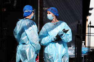 研究:中共病毒可在衣物上存活三天