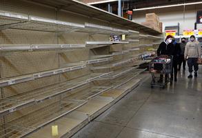 企業高管警告:民眾囤積可能令食品出現短缺