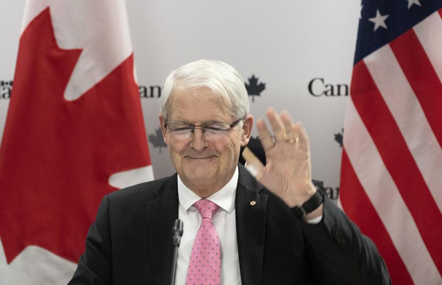 加拿大外長:對中共睜大眼睛 採用四重策略
