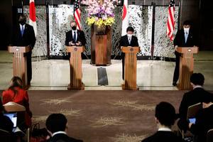 中美會談前夕 美日警告中共勿脅迫和侵略