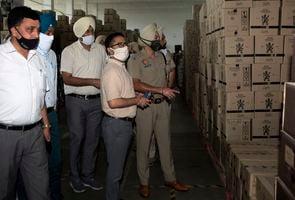 串通銀行職員洗錢 印度搜查數個中國實體