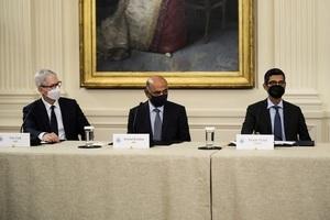 白宮網絡安全會:科技巨頭承諾出鉅資防網攻