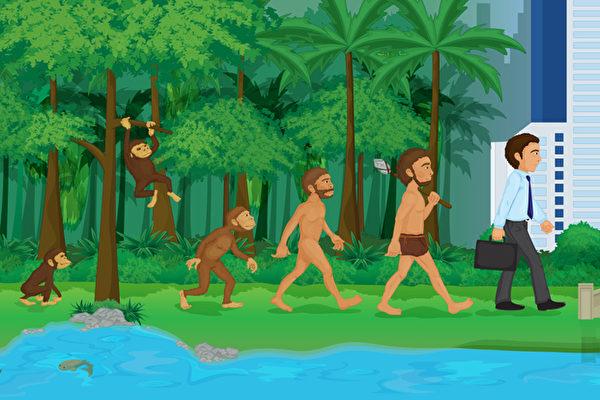 在達爾文210年忌日時,有超過1000名科學家公開聲明,質疑「進化論」的科學性。(Matthew Cole / Fotolia)