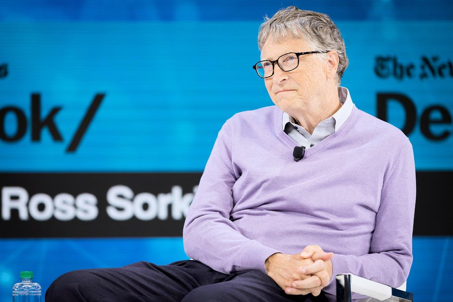 蓋茨退出微軟董事會 被曝與下屬關係遭查有關