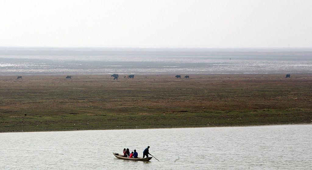 採砂二十年 如何毀了中國最大淡水湖