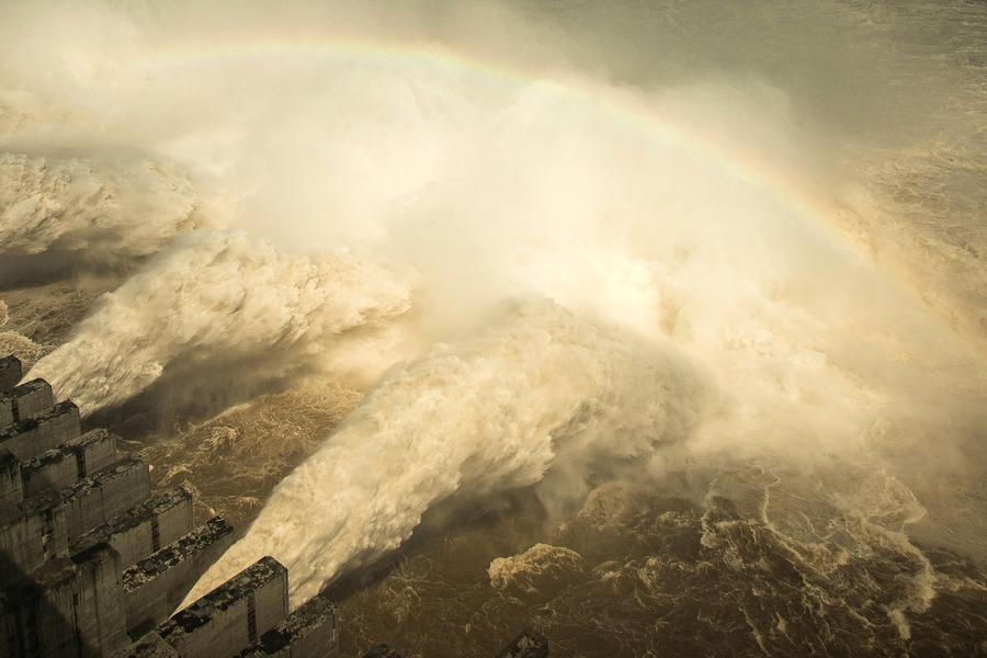長江3號洪水正形成 三峽大壩或更危險