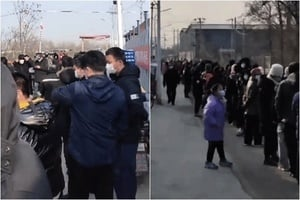 北京再出現本地確診病例 1人在報社工作