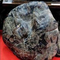 《轉法輪》中提及的史前文明案例:刻石