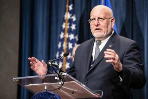前CDC主任提病毒洩漏後 收到大量死亡威脅