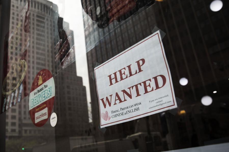 美9月非農就業增19.4萬人 失業率下降