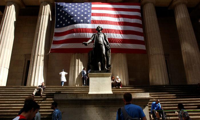 1776委員會主席:建國原則是團結美國的希望
