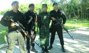 古巴特種部隊鎮壓示威者 曾接受中共武警培訓