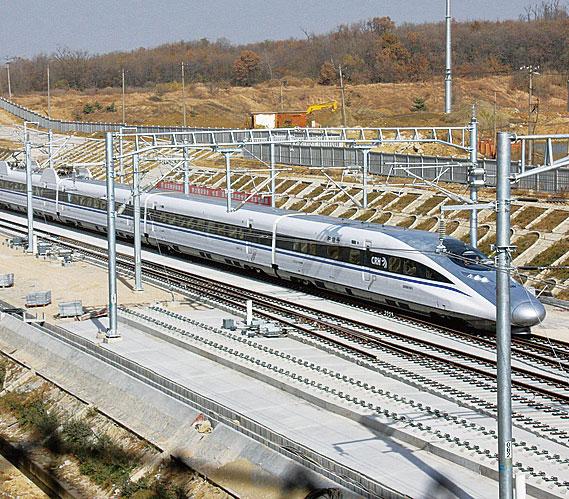 大陸鐵路投資達8500億 被指或成「灰犀牛」