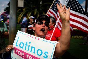 田云:拉丁裔選民挺特朗普 真相不容忽視